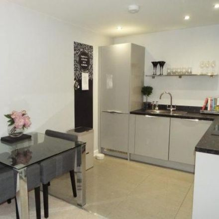 Rent this 1 bed apartment on Davaar House in A4232, Cardiff CF