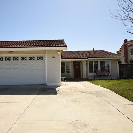 Rent this 4 bed house on 1172 Pusateri Way in San Jose, CA 95121
