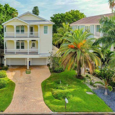 Rent this 4 bed loft on 115 6th Street in Belleair Beach, FL 33786