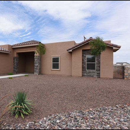 Rent this 4 bed apartment on 5621 Valley Maple Drive in El Paso, TX 79932