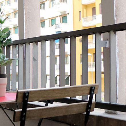 Rent this 1 bed room on Anytime Fitness - Roma Viale Libia in Viale Libia, 152