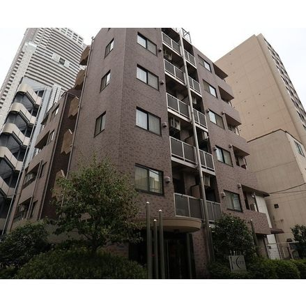 Rent this 0 bed apartment on Shimbashi in Minato, Tokyo 105-8002