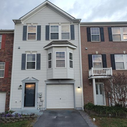 Rent this 3 bed townhouse on 522 Kyle Drive in Martinsburg, WV 25401