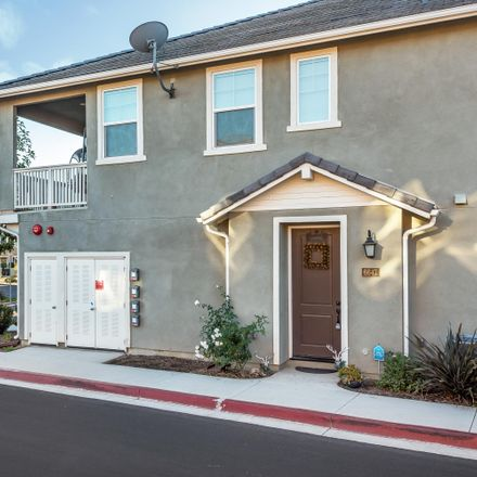 Rent this 2 bed townhouse on 6647 Calle Koral in Goleta, CA 93117
