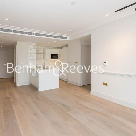 Rent this 2 bed apartment on Queens Wharf in Queen Caroline Street, London W6 9BN