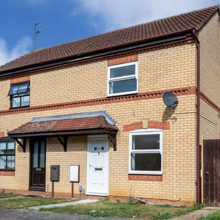 Rent this 2 bed house on Jasmine Road in Kettering, NN16 9ND