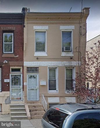 Rent this 3 bed townhouse on 2418 North 13th Street in Philadelphia, PA 19133