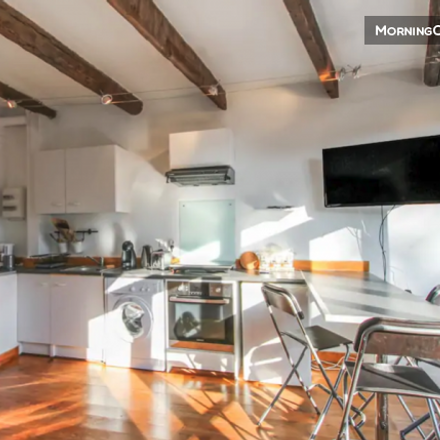 Rent this 1 bed apartment on 1 Rue Paul Manivet in 84000 Avignon, France