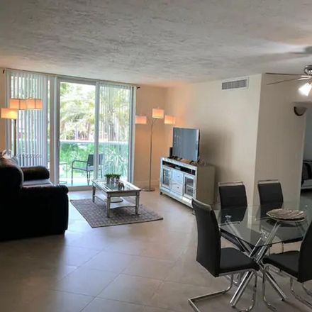 Rent this 1 bed condo on 3801 South Ocean Drive in Hallandale Beach, FL 33019