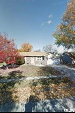 Rent this 3 bed house on 429 Yeoman Drive in Springfield, IL 62704