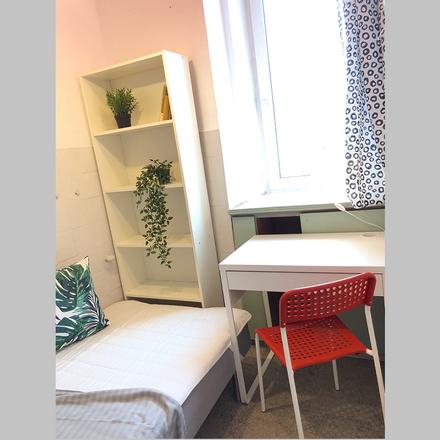 Rent this 5 bed room on Stefan Starzyński in Aleja Niepodległości, 02-585 Warsaw