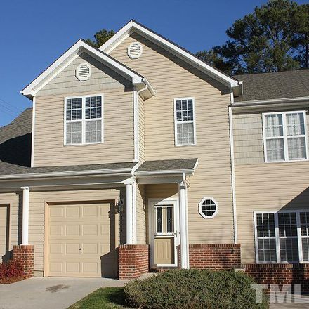 Rent this 2 bed loft on 4113 Wyrick Court in Raleigh, NC 27604