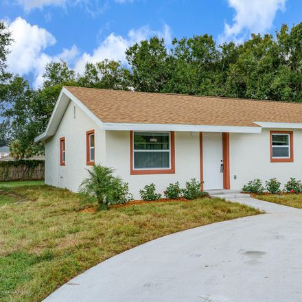 Rent this 3 bed house on 3111 Nancy Street in West Melbourne, FL 32904