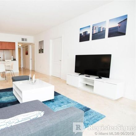Rent this 1 bed apartment on The Club at Brickell Bay in 1200 Brickell Bay Drive, Miami