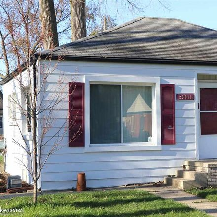 Rent this 2 bed house on Saint Clair Shores