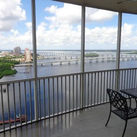 Rent this 3 bed condo on 2745 1st Street in Fort Myers, FL 33916