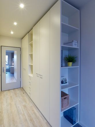 Rent this 1 bed apartment on Jochen-Klepper-Straße 1 in 14469 Potsdam, Germany