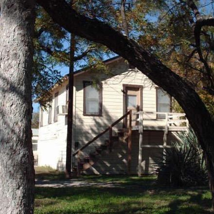 Rent this 1 bed apartment on 1718 North 7th Street in Abilene, TX 79603