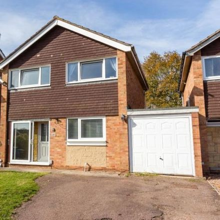 Rent this 3 bed house on Hardwick Road (o/s 11) in Hardwick Road, Wellingborough