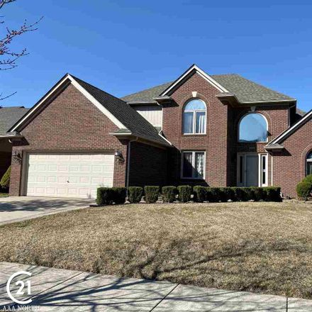 Rent this 4 bed house on Stone Acre in Macomb, MI