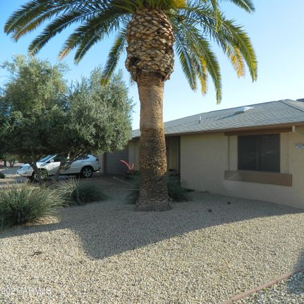 Rent this 2 bed house on 12907 West Castlebar Drive in Sun City West, AZ 85375