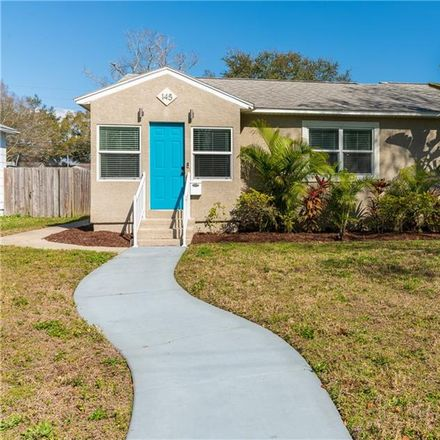 Rent this 3 bed house on 145 36th Avenue Northeast in Saint Petersburg, FL 33704