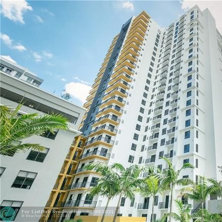 Rent this 1 bed apartment on 120 Northeast 4th Street in Fort Lauderdale, FL 33301