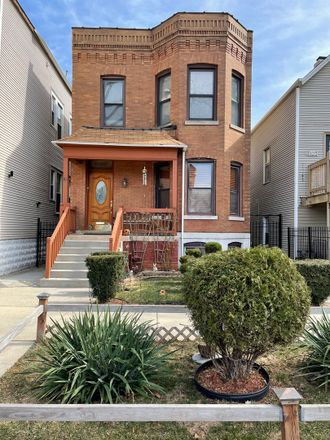 Rent this 7 bed duplex on 3107 North Bernard Street in Chicago, IL 60618