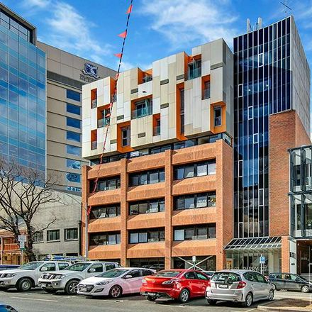 Rent this 1 bed apartment on 103/50 BARRY STREET