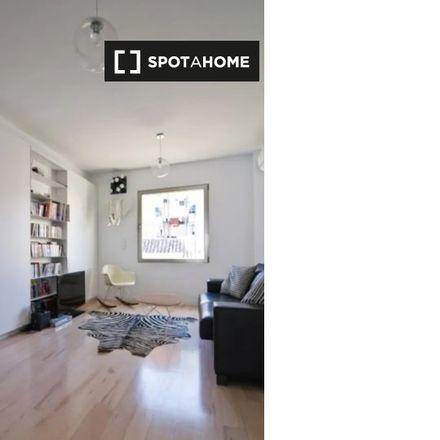 Rent this 1 bed apartment on Calle de Julián Besteiro in 28001 Madrid, Spain