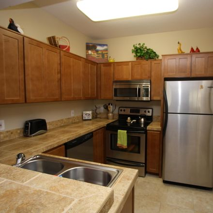 Rent this 3 bed condo on 1500 E Pusch Wilderness Dr in Tucson, AZ