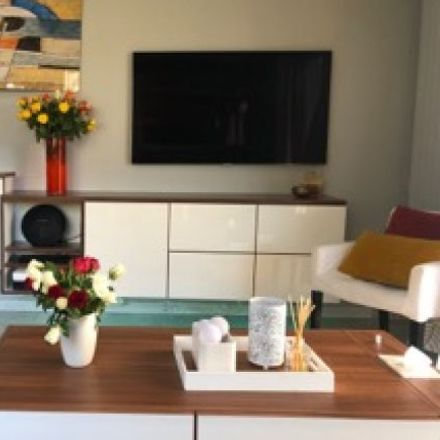 Rent this 1 bed apartment on Résidence Le clos de Cimiez in 21 Avenue Scuderi, 06106 Nice