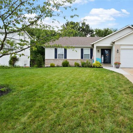 Rent this 4 bed house on 273 Sassafras Parc Drive in O'Fallon, MO 63368