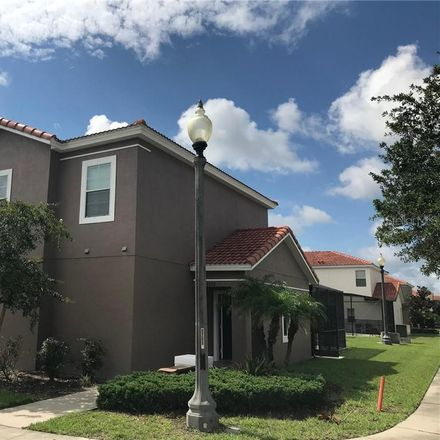 Rent this 4 bed townhouse on 4572 Corsa Lane in Kissimmee, FL 34746