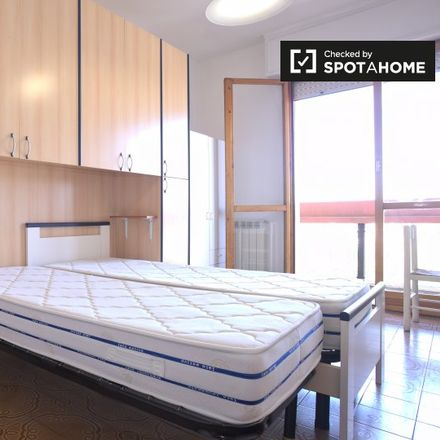 Rent this 3 bed apartment on Via di Grotta Perfetta in 00142 Rome RM, Italy