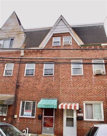 Rent this 3 bed house on 4212 Milgate Street in Pittsburgh, PA 15224