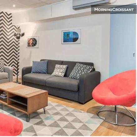 Rent this 2 bed apartment on 11 Rue de Berri in 75008 Paris, France