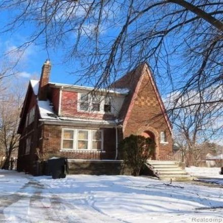 Rent this 4 bed house on 16408 Kentucky Avenue in Detroit, MI 48221