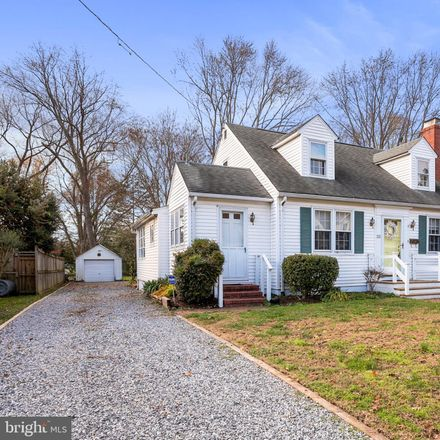 Rent this 3 bed house on 212 Mount Vernon Avenue in Chestertown, MD 21620