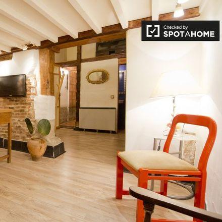 Rent this 3 bed apartment on Mercado de Antón Martín in Calle de Santa Isabel, 28001 Madrid