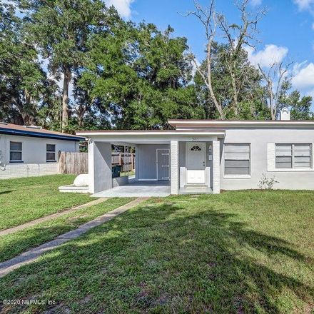 Rent this 3 bed house on 361 Brunswick Road in Jacksonville, FL 32216