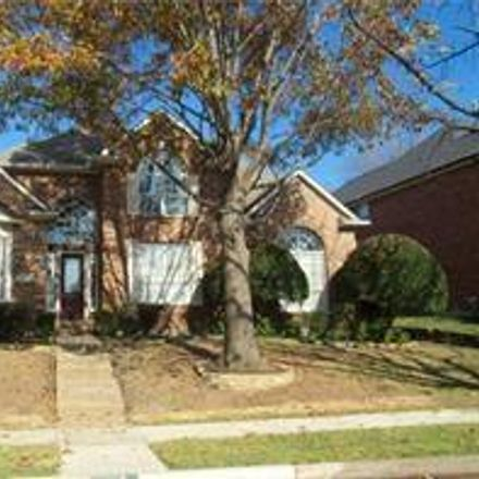 Rent this 4 bed house on 2109 Mossy Oak Drive in Irving, TX 75063