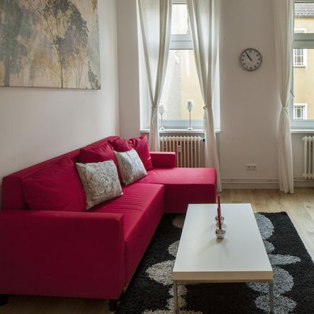 Rent this 1 bed apartment on Fürbringerstraße 27 in 10961 Berlin, Germany