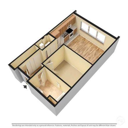 Rent this 2 bed apartment on Dahlia Nightclub in Vine Street, Columbus