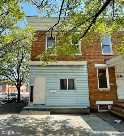 Rent this 3 bed townhouse on 539 North Highland Avenue in Baltimore, MD 21205