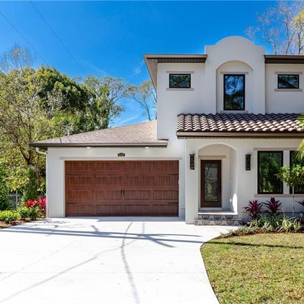 Rent this 4 bed house on N Clearfield Ave in Tampa, FL