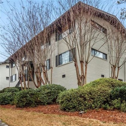 Rent this 1 bed condo on 410 Candler Park Drive Northeast in Atlanta, GA 30307