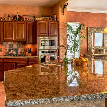 Rent this 3 bed house on 27155 North 128th Drive in Peoria, AZ 85383