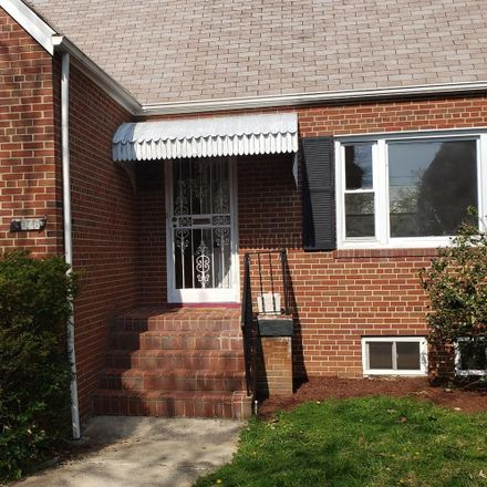 Rent this 3 bed house on 2048 36th Street Southeast in Washington, DC 20020