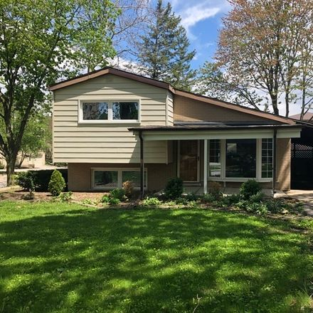 Rent this 3 bed house on 55 South Main Street in Glen Ellyn, IL 60137